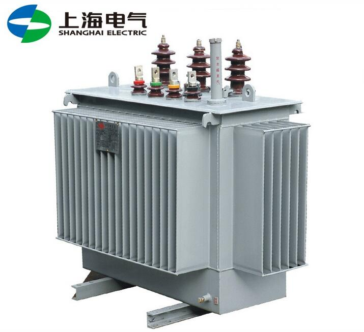 HV&LV Cabinets Preinstalled Substations Oil Immersed Transformer