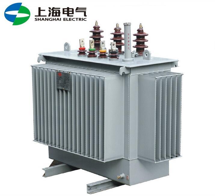 HV&LV Cabinets Preinstalled Substations Oil Immersed Transformer