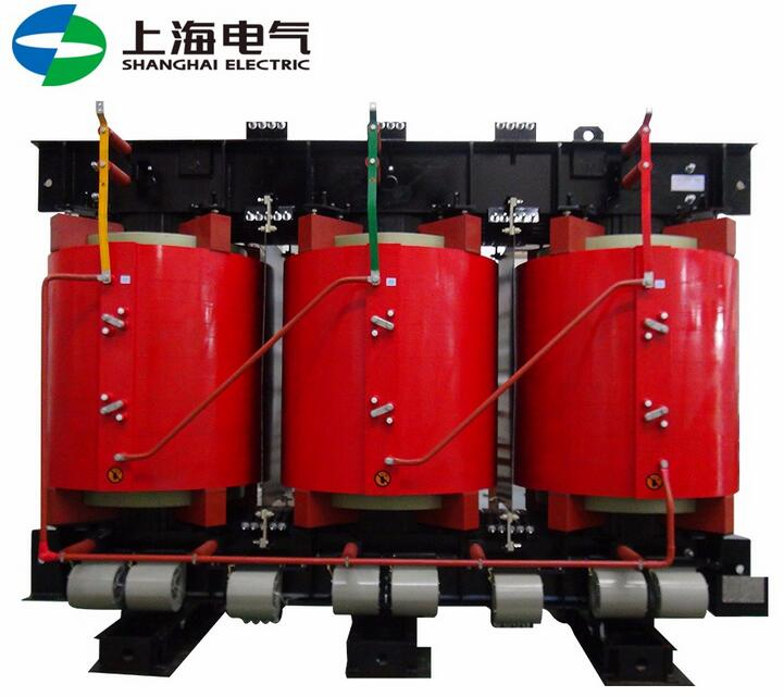 Low Loss Low Noise High mechanical strength Dry type transformer