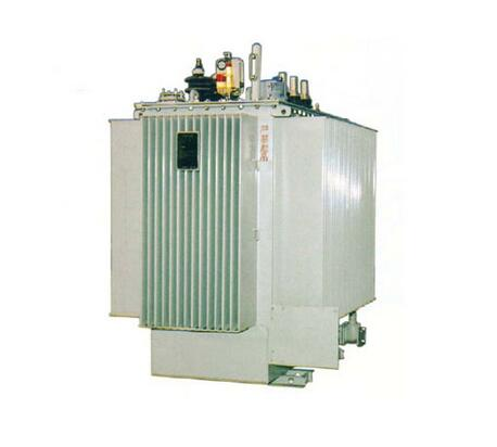 HZ 66kV Three Phase Oil-immersed Electric Power Transformer