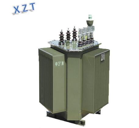 Dyn11 or Yyn0 33kv 415v 1250kva 3phase oil immersed transformer