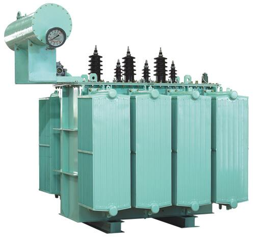 three-phase 50Hz Oil Immersed Non-excitation power transformer