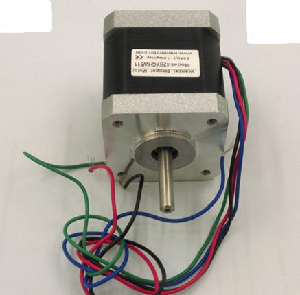 3D Printer 1.8 Degree 2.5A NEMA 17 Stepper Motor Model 42byghw811