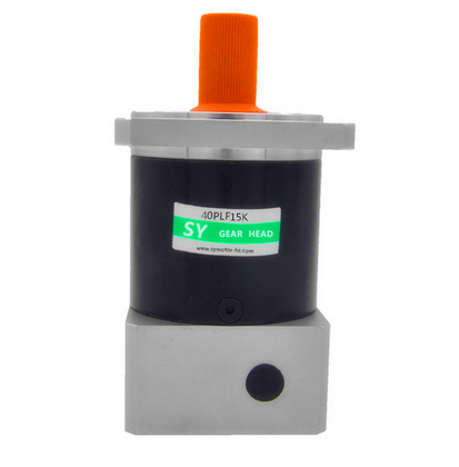 Planetary Gearbox with Square Flange Output for NEMA Stepper Motor