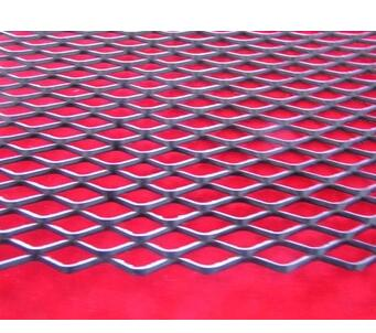 aluminum expanded metal mesh stainless steel expanded metal mesh