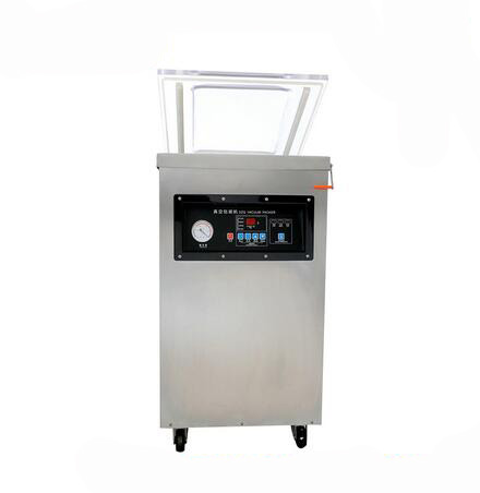 DZ-400/2T single chamber vacuum packing machine for food