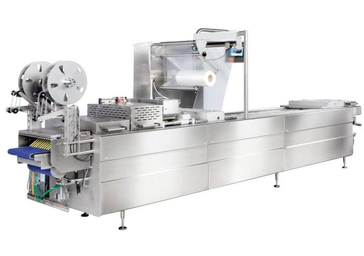 BG-32C Continuous Efficiency Stretch Film Vacuum Packing Machine