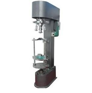 glass bottle aluminum cap sealing machine/ropp capping machine