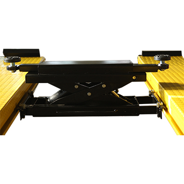 auto hydraulic four post car lift MT-FP5050 factory