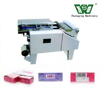 2018 Trending Products Excellent Quality Manual Overwrapping Machine