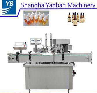 YB-Y4 Automatic 4 head filling small bottling machine for 10ml 20ml 30ml
