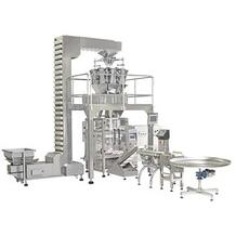 Fully-automatic Candies/ Potato Chips Filling Packing Machine