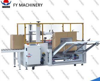semi-auto/semi-automatic /semi automatic box tape carton sealing machine