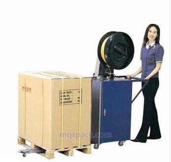 MS-130 Series Semi-Automatic Palletized Strapping Machine