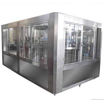 New Type Industrial Full Automatic beverage filling machinery