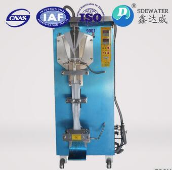 SD-500A 50-500ML Plastic Water Bag Filling Sealing Machine