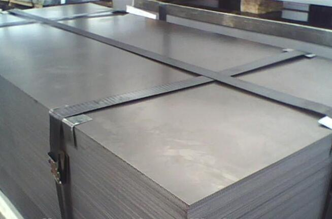 Hot rolled galvanized steel sheet