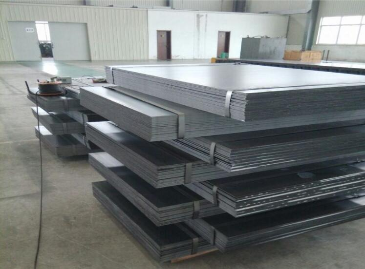 High-strength hot rolled steel plate on sales
