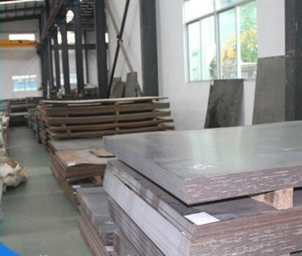 High standard galvanized mild steel plates
