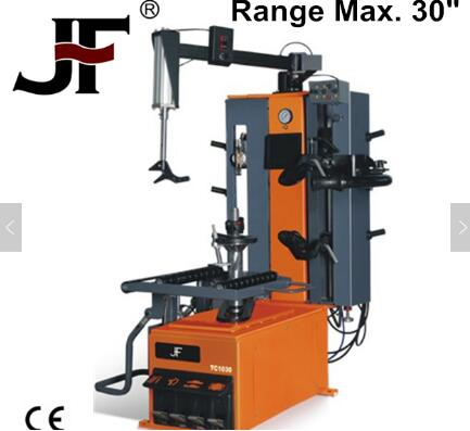 larger image semi-automatic truck tyre changer