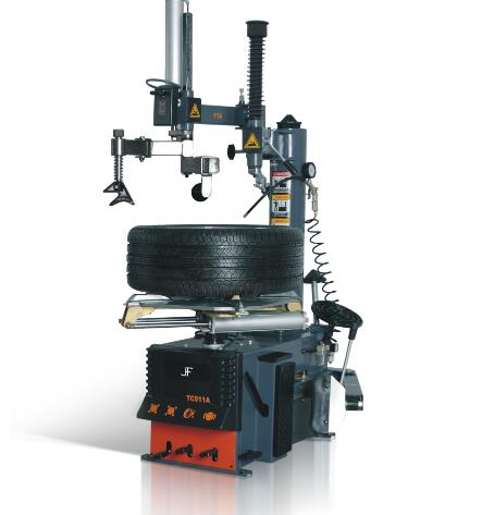 automotive mobile truck tyre changer