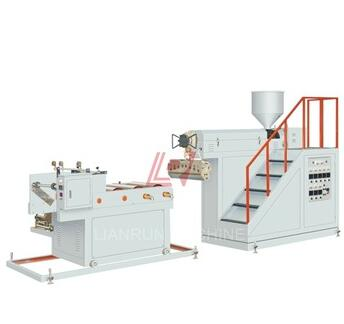 LR-500-800 Series 15 kw Single Layer Stretch Film Machine