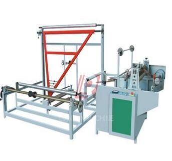 LRZB-600 Series Automatic Plastic film Hem rewinding machine