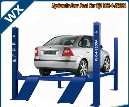Convenient Operation Heavy Duty Car Lift