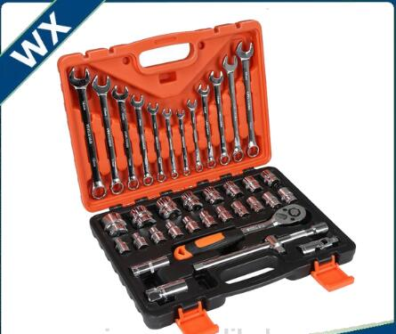 37 PCS High Quantity Wrench Set