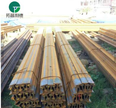 heavy load railway steel rail China factory