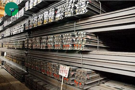 Chinese standard factory price steel rails