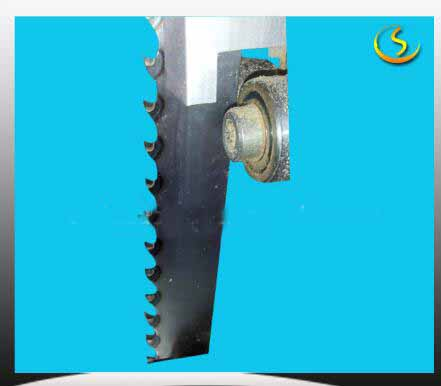 carbide tip band saw blade for hard wood