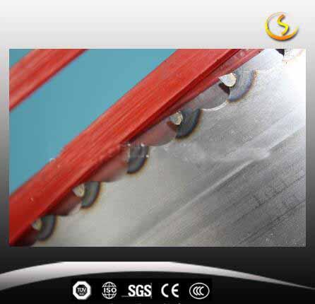 Carbide Tipped TCT Custom Band Saw Blades