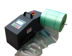 desktop air cushion machine and air bubble roll machine with price