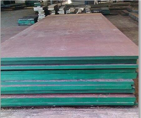 Hardened and Tempered 40Cr Alloy Steel