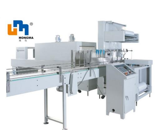 WD-150 Series 15kw Automatic shrink film packing machine