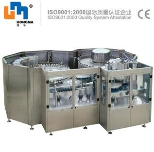 XGF50-50-18 water bottling filling Beverage Packaging machine