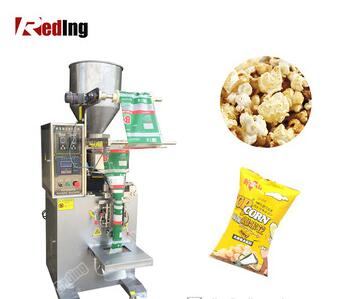 Rotating Disc Type Automatic Granule Popcorn Packing Machine