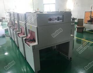 RD-450 Series 220V Horizontal heat shrink packaging machine