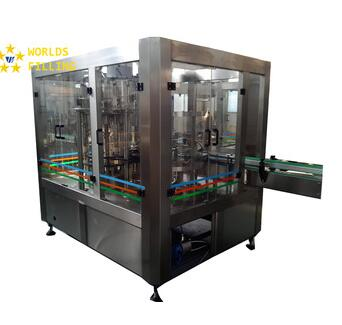 CGF Series Good Quality Cooking  Olive Oil Filling Machine