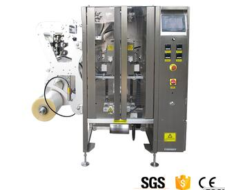 380V 50Hz Automatic Sachet Water Liquid Packaging Machine