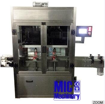 High efficiency Micmachinery MIC-CP3000 automatic capping machine