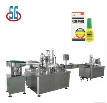 Professional High Speed Small Sachets Powder Filling Machine