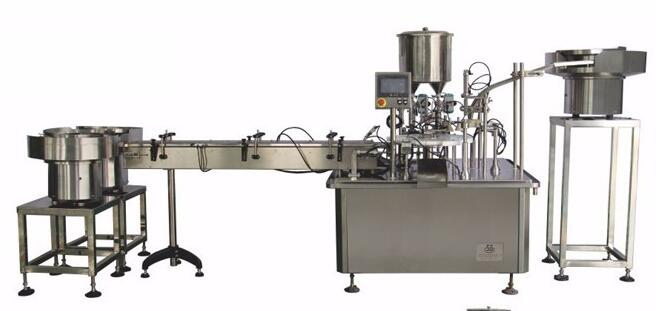 SG Automatic Grease Tube Paste Cream Sealing Toothpaste Filling Machine
