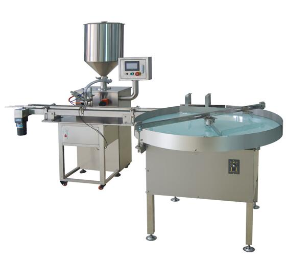 MEIZHIYUAN automatic ointment filling machine for sale