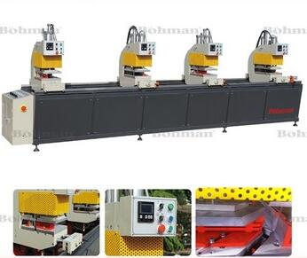 SHZ3-100*3500 High Frequency Four Head Plastic Welding Machine