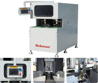 SQJB-CNC-120 CNC PVC Profile Win-doors Corner Cleaning Machine