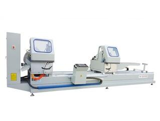 window and door machine making machine welding and cutting machine