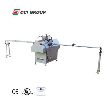 aluminum door and window making machine for cutting aluminum window