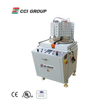 SHD01-120 Trade Assurance single head upvc window welding machine